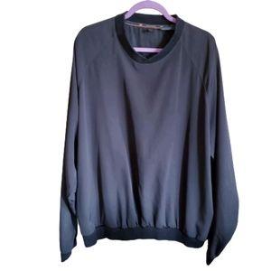 Men's Sunice pullover golf windbreaker size xxl